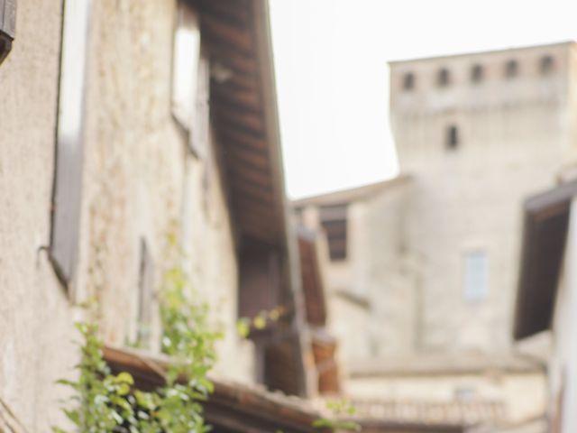 Il matrimonio di Giulia e Andrea a Lesignano de' Bagni, Parma 25