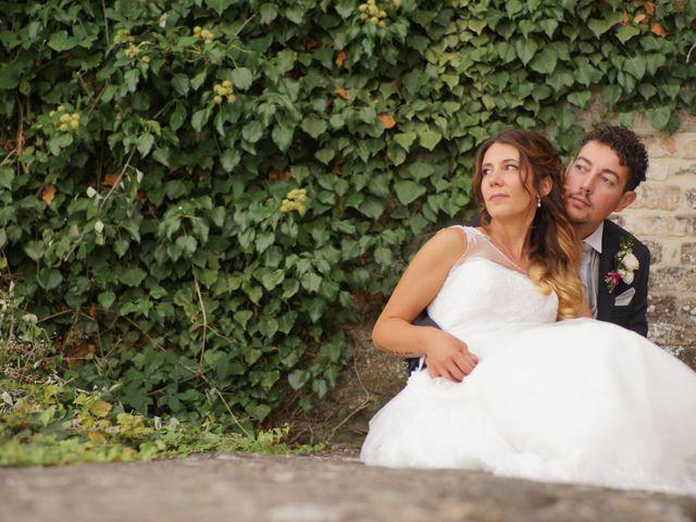 Il matrimonio di Giulia e Andrea a Lesignano de' Bagni, Parma 32