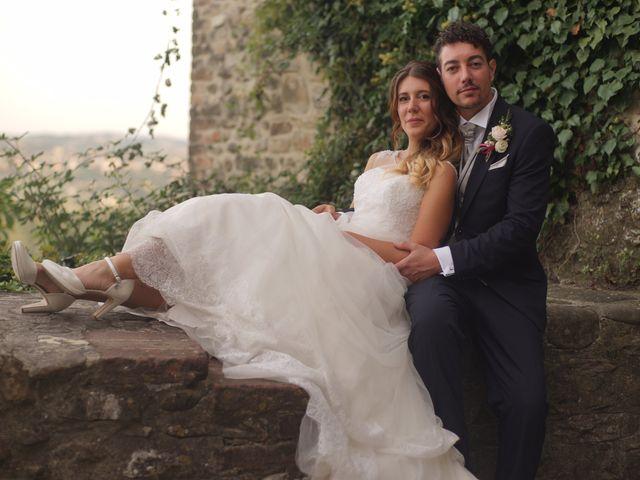 Il matrimonio di Giulia e Andrea a Lesignano de' Bagni, Parma 33