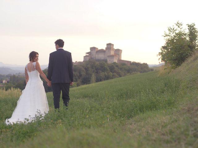Il matrimonio di Giulia e Andrea a Lesignano de' Bagni, Parma 37