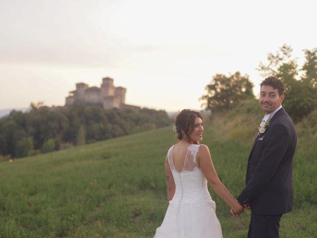 Il matrimonio di Giulia e Andrea a Lesignano de' Bagni, Parma 38