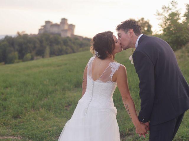 Il matrimonio di Giulia e Andrea a Lesignano de' Bagni, Parma 39