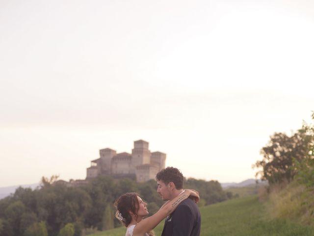 Il matrimonio di Giulia e Andrea a Lesignano de' Bagni, Parma 40