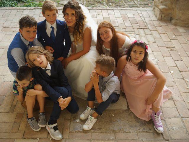 Il matrimonio di Giulia e Andrea a Lesignano de' Bagni, Parma 22