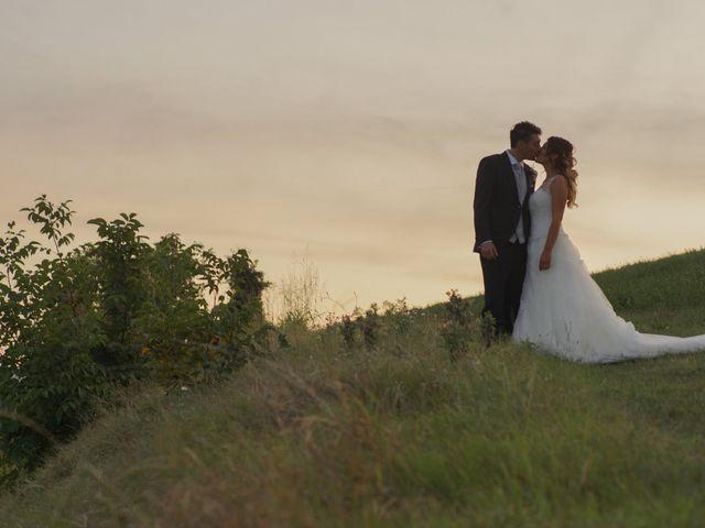 Il matrimonio di Giulia e Andrea a Lesignano de' Bagni, Parma 42