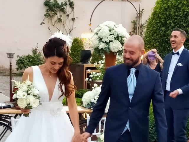 Il matrimonio di Dario e Federica a Pomezia, Roma 1