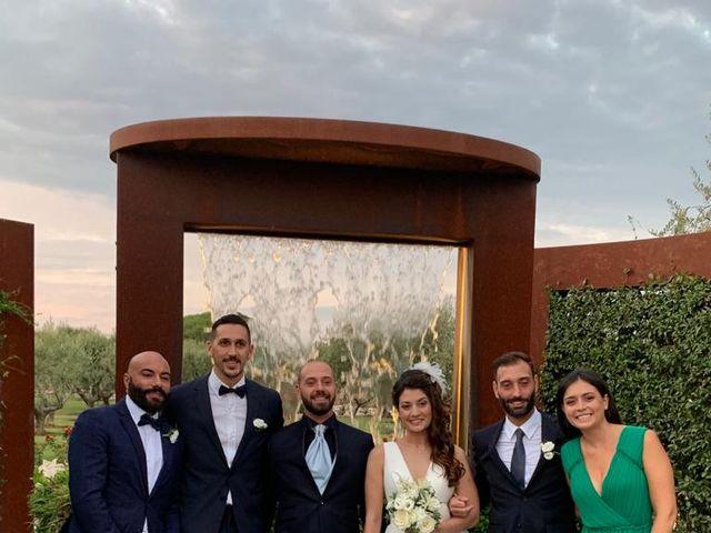 Il matrimonio di Dario e Federica a Pomezia, Roma 5