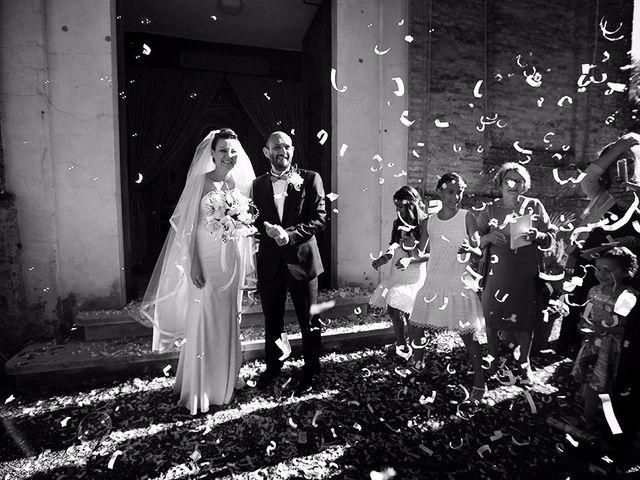 Il matrimonio di Mauro e Francesca a Pesaro, Pesaro - Urbino 11
