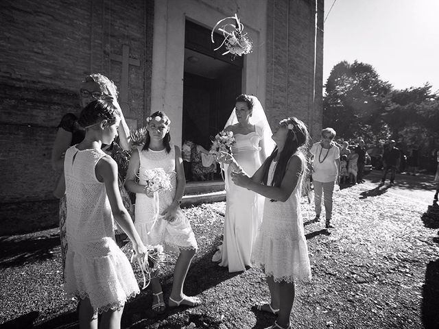 Il matrimonio di Mauro e Francesca a Pesaro, Pesaro - Urbino 12