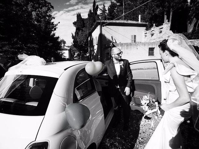 Il matrimonio di Mauro e Francesca a Pesaro, Pesaro - Urbino 13