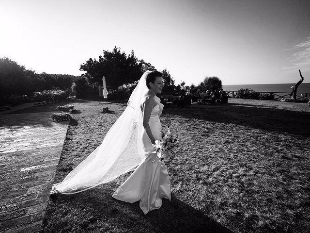 Il matrimonio di Mauro e Francesca a Pesaro, Pesaro - Urbino 14