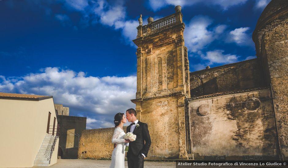 Il matrimonio di Diego e Carmelina a Palma di Montechiaro, Agrigento
