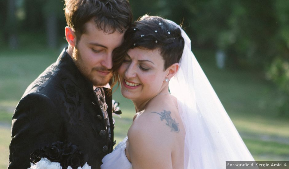 Il matrimonio di Riccardo e Sonia a Gazzola, Piacenza