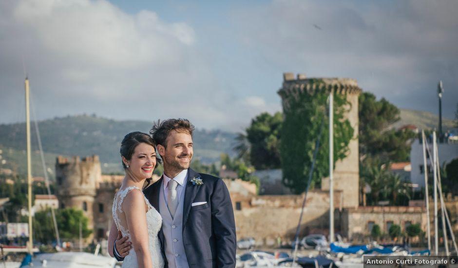 Il matrimonio di Alessandro e Rosa a Trabia, Palermo