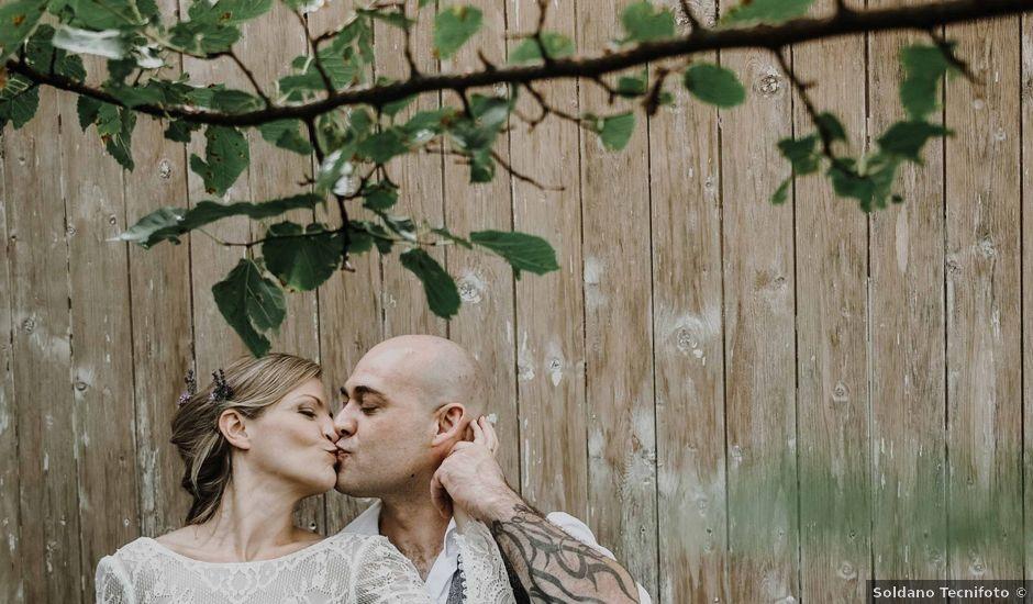 Il matrimonio di Deborah e Antonio a Gornate-Olona, Varese