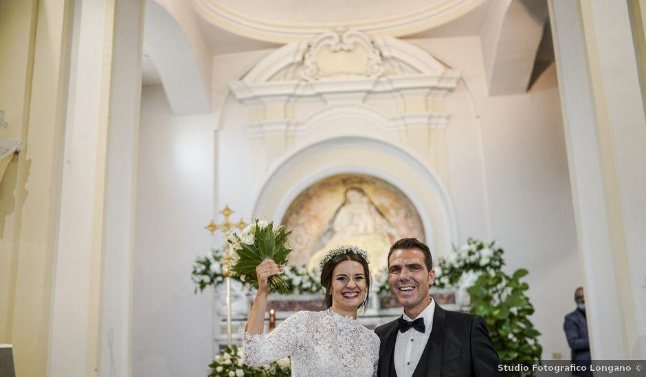 Il matrimonio di Alessia e Francesco a Napoli, Napoli