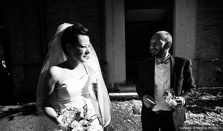 Il matrimonio di Mauro e Francesca a Pesaro, Pesaro - Urbino