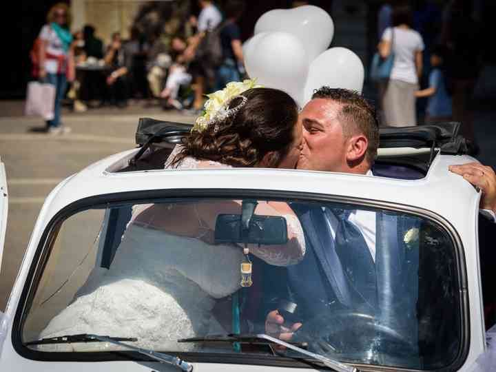 le nozze di Deborha e Francesco