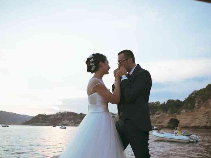 le nozze di Marianna e Marcello