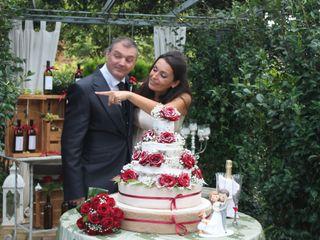Le nozze di anelia e massimiliano