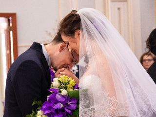 Le nozze di Sonia e Giancarlo