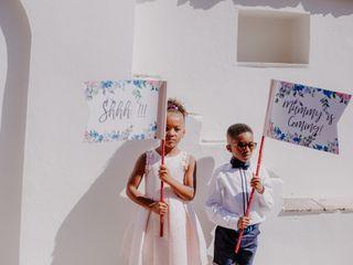 Le nozze di Giulio e Rihanna 3