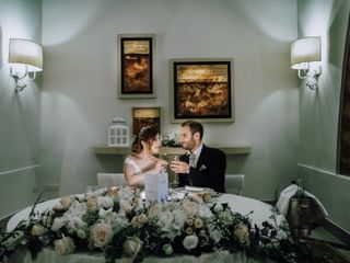Le nozze di Francesca e Giuseppe