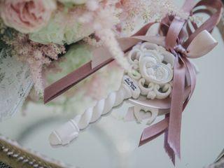 Le nozze di Nathalie e Moreno 3