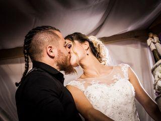 Le nozze di Genny e Matteo