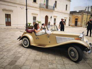 Le nozze di Fabiana e Vincenzo