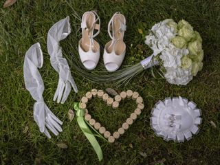 Le nozze di Ilaria e Silvio 1