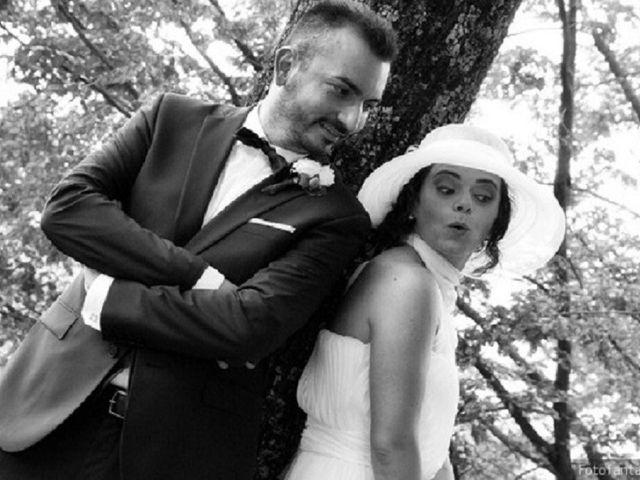 Le nozze di Eva e Michele