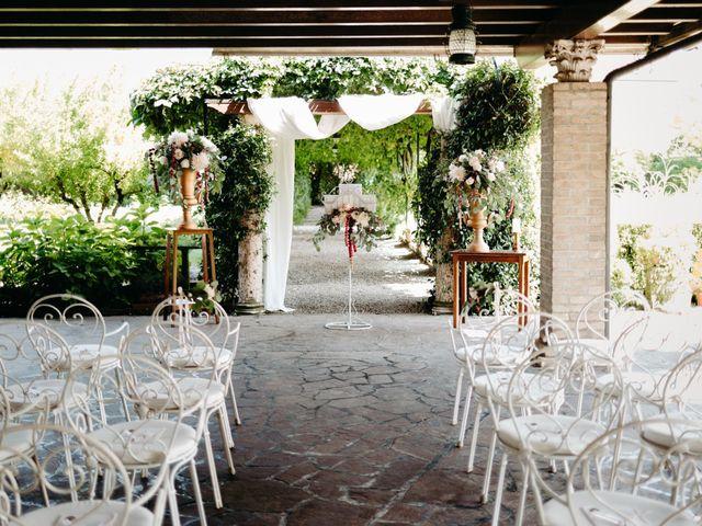 Il matrimonio di Luca e Federica a Torcello , Venezia 8