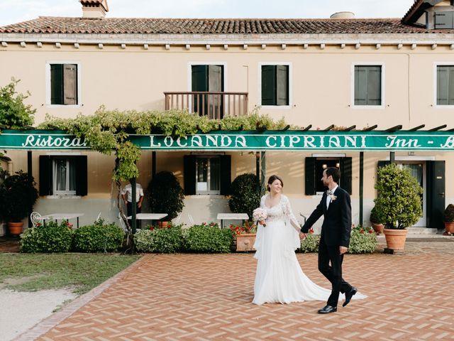 Il matrimonio di Luca e Federica a Torcello , Venezia 15