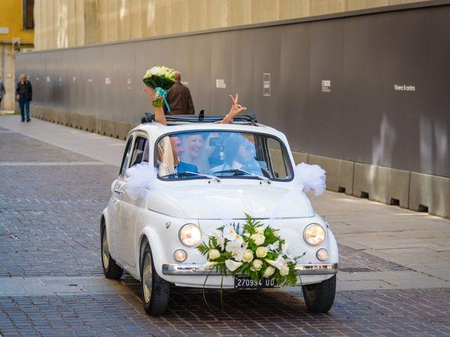 Il matrimonio di Francesco e Deborha a Udine, Udine 5