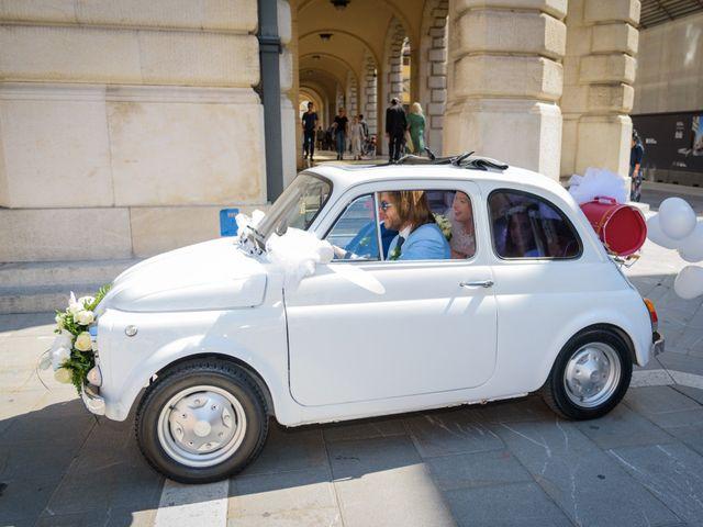 Il matrimonio di Francesco e Deborha a Udine, Udine 6