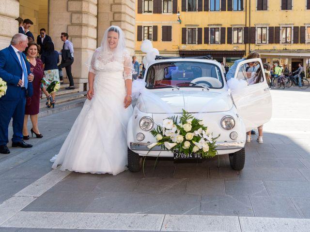 Il matrimonio di Francesco e Deborha a Udine, Udine 10