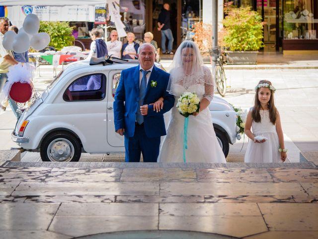 Il matrimonio di Francesco e Deborha a Udine, Udine 11