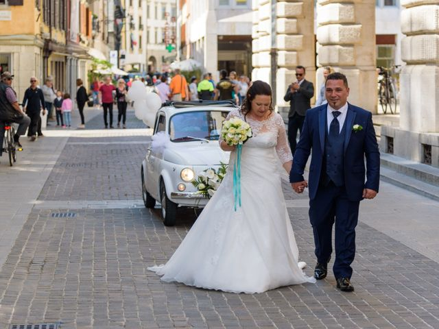 Il matrimonio di Francesco e Deborha a Udine, Udine 26