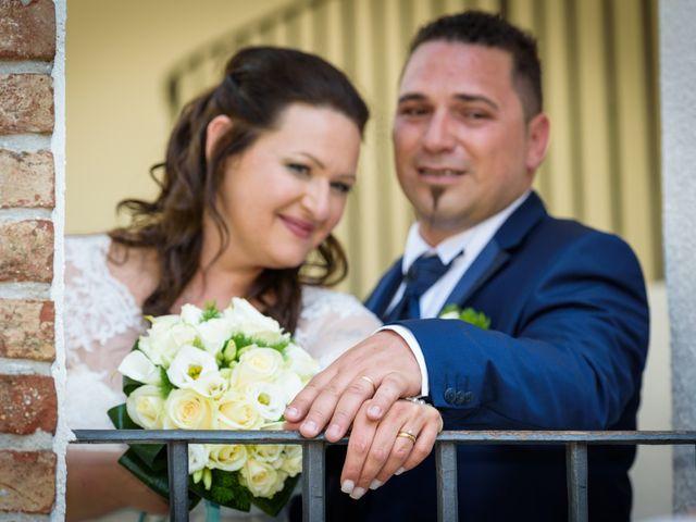 Il matrimonio di Francesco e Deborha a Udine, Udine 34