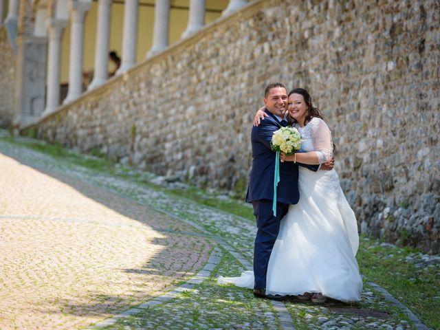 Il matrimonio di Francesco e Deborha a Udine, Udine 38