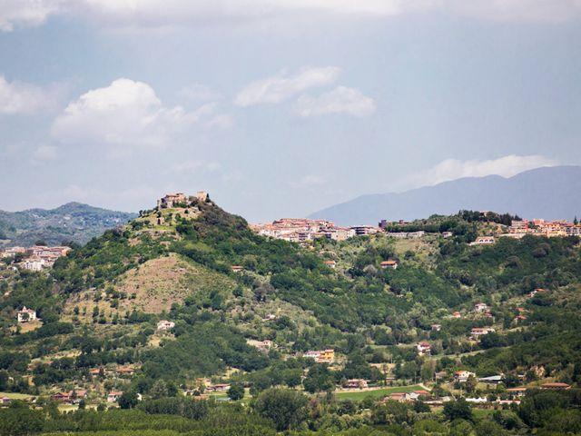 Il matrimonio di Alessandro e Maria a Limatola, Benevento 2