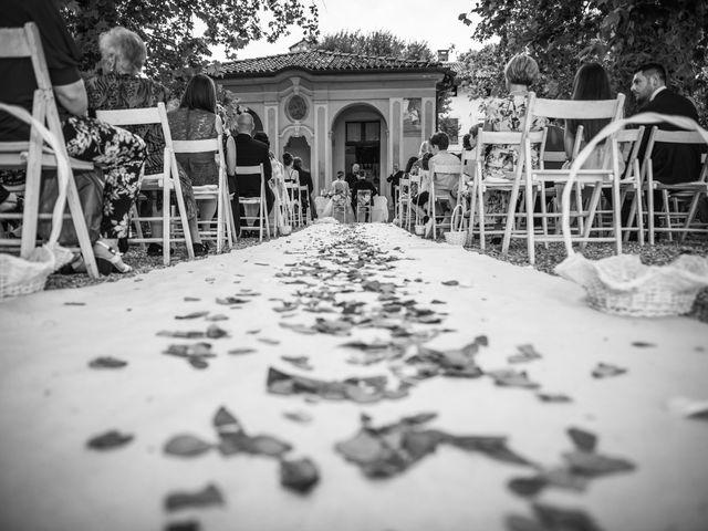 Il matrimonio di Stefano e Ingrid a Cavour, Torino 24