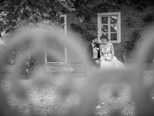 Il matrimonio di Stefano e Ingrid a Cavour, Torino 33