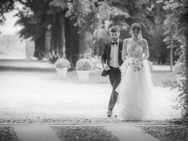 le nozze di Ingrid e Stefano