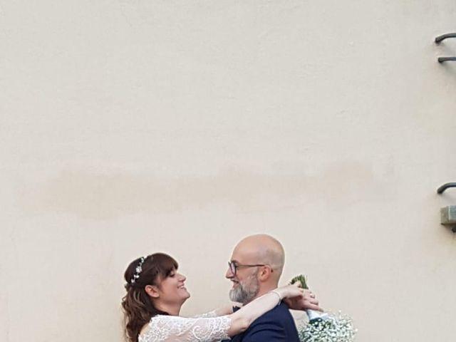 Il matrimonio di Massimiliano  e Tiziana a Cortanze, Asti 1