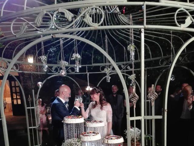 Il matrimonio di Massimiliano  e Tiziana a Cortanze, Asti 2
