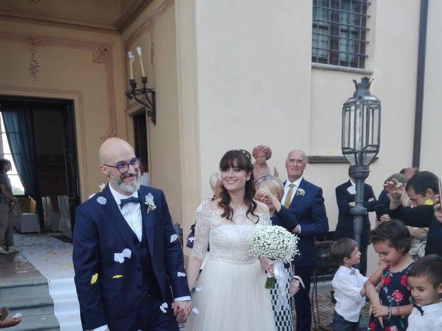 Il matrimonio di Massimiliano  e Tiziana a Cortanze, Asti 3