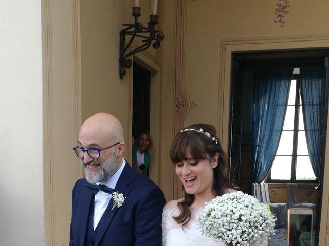 Il matrimonio di Massimiliano  e Tiziana a Cortanze, Asti 7