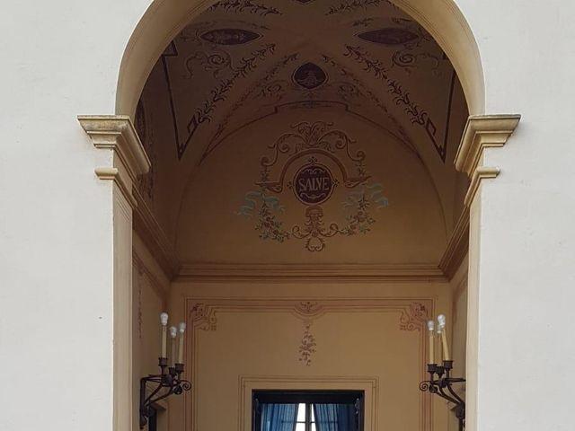 Il matrimonio di Massimiliano  e Tiziana a Cortanze, Asti 8